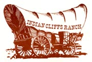 Indian Cliffs Ranch Logo
