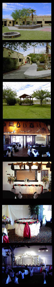 Wedding Facilities at Cattleman's Steakhouse near El Paso, Texas